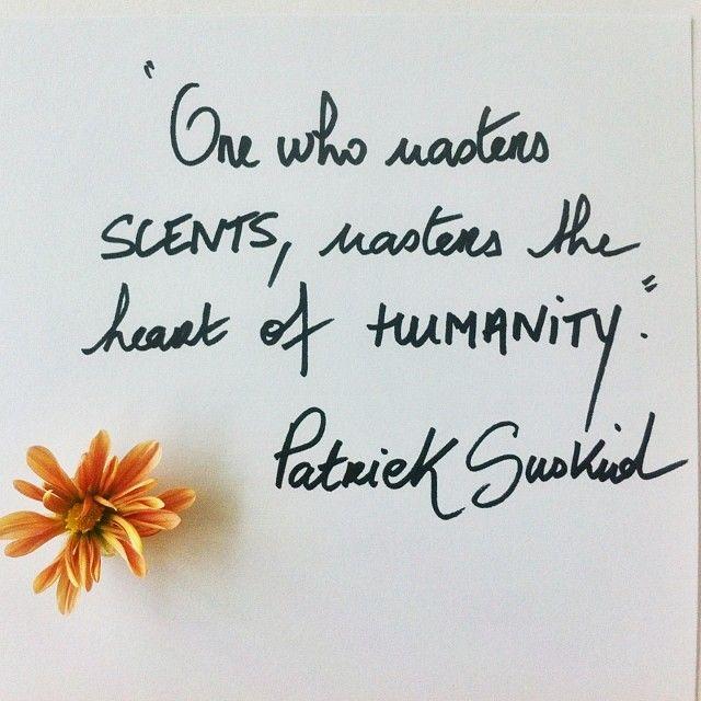 perfume suskind quotes. quotesgram