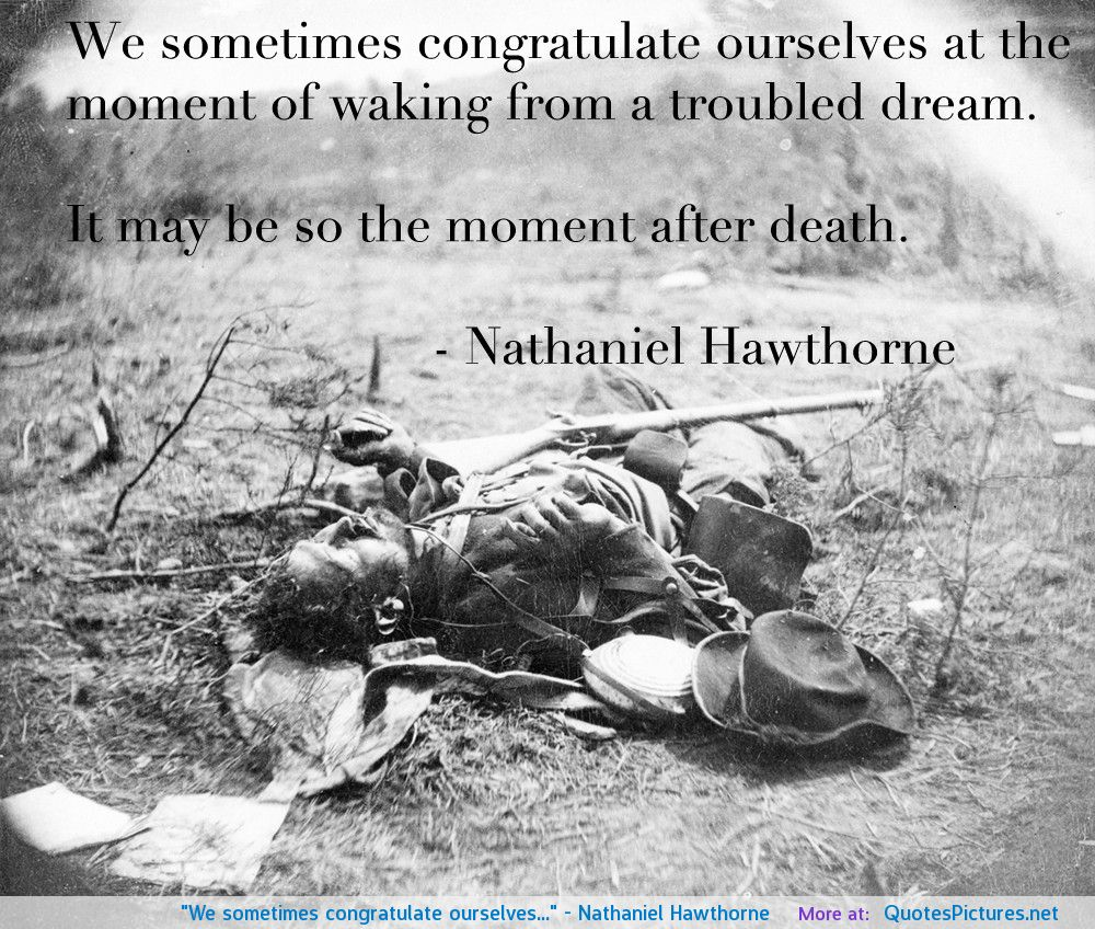 a biography of nathaniel hawthorne Nathaniel hawthorne was born in salem, massachusetts, in 1804 his family descended from the earliest settlers of the massachusetts bay colony among his forebears.
