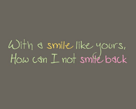A Smile Is Like Quotes. QuotesGram
