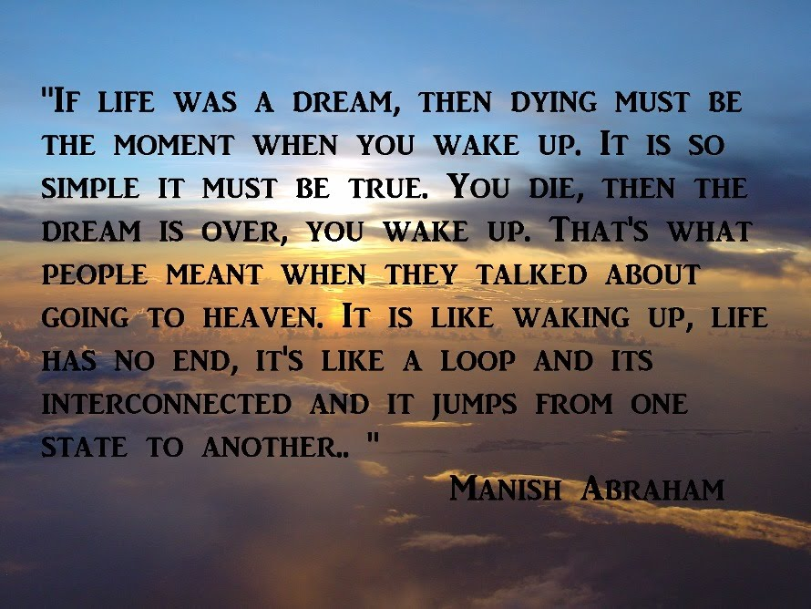 Quotes About Dreams And Reality. QuotesGram