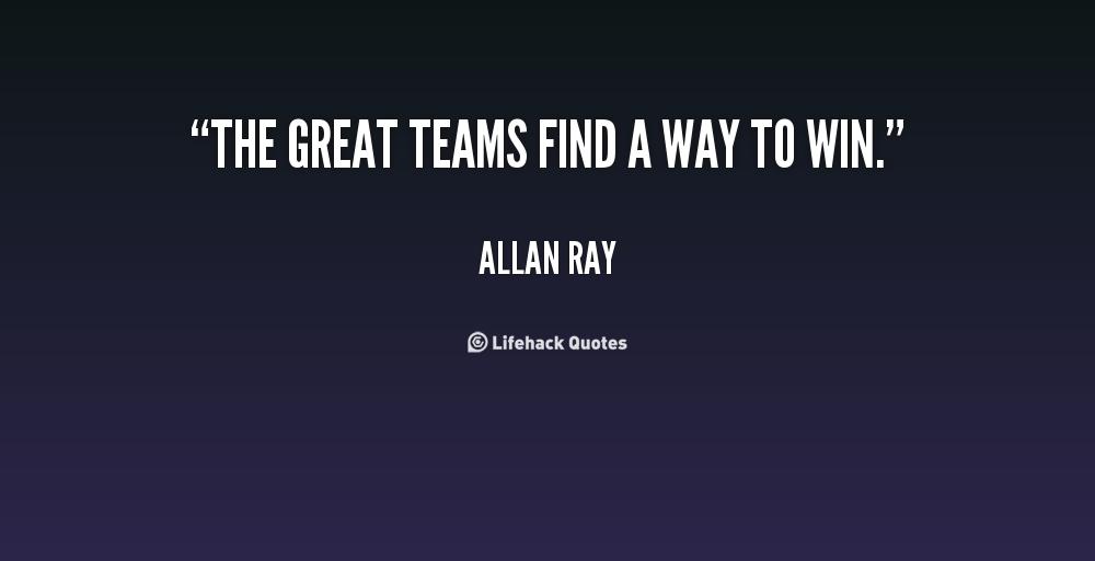 Great Team Quotes. QuotesGram