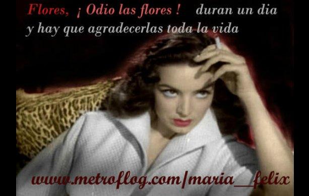 Maria Felix Quotes Funny. QuotesGram