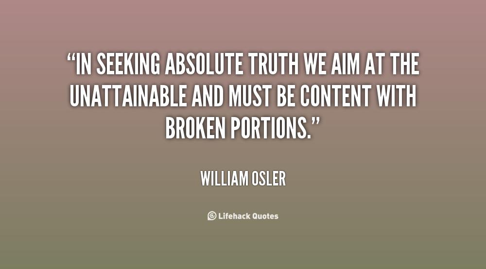 Quotes About Seeking Help: William Osler Quotes. QuotesGram