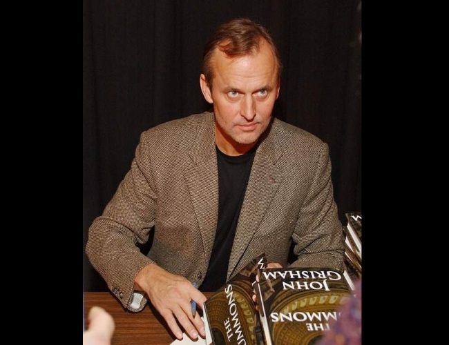 "a report on the books and movies of john grisham The confession is the kind of ""john grisham is about as good a storyteller as we've got in the united states these days"" —the new york times book review."