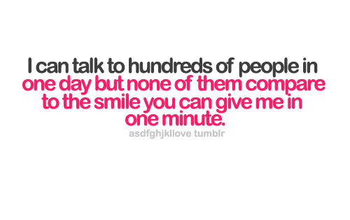 Smile Quotes For Girls. QuotesGram