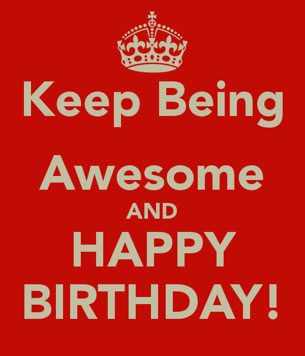 Awesome Happy Birthday Quotes. QuotesGram