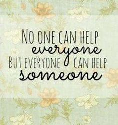Inspirational Quotes Volunteer Service. QuotesGram