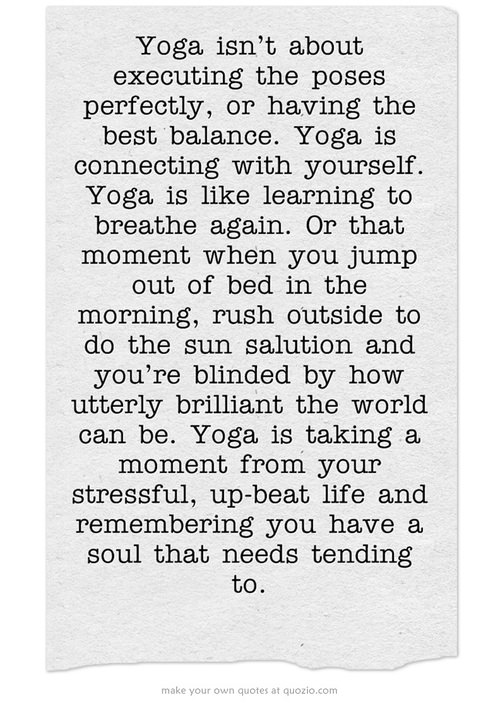 yoga quotes about balance - photo #32