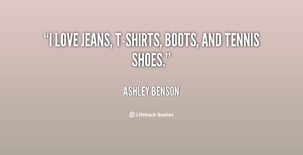 Denim Day Quotes: Tennis Quotes And Sayings. QuotesGram