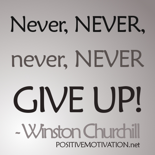 Never Give Up Quote Pic: Never Give Up Winston Churchill Quotes Wallpaper. QuotesGram