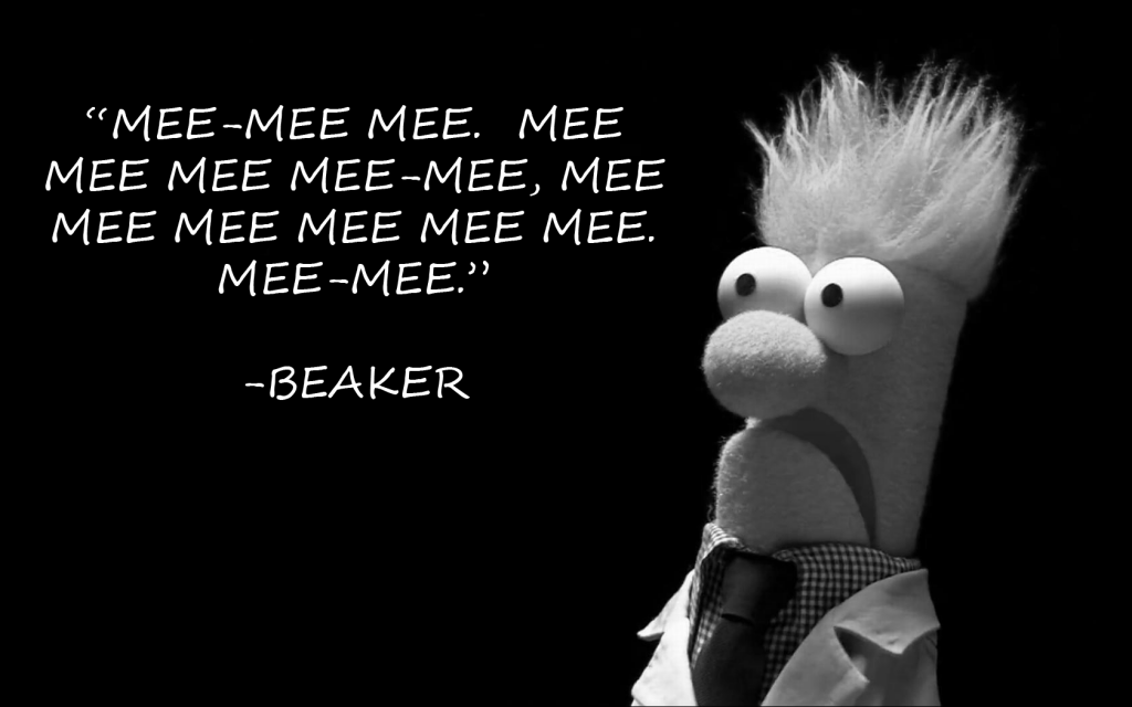 Funny muppet quotes quotesgram - Beaker muppets quotes ...