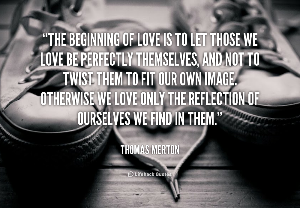 Thomas Merton Quotes About Love. QuotesGram