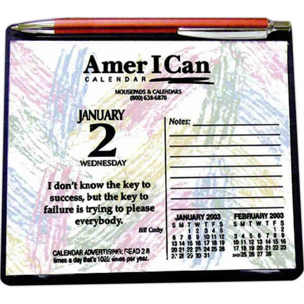 Inspirational Quotes Desk Calendar : Desk calendars with quotes quotesgram