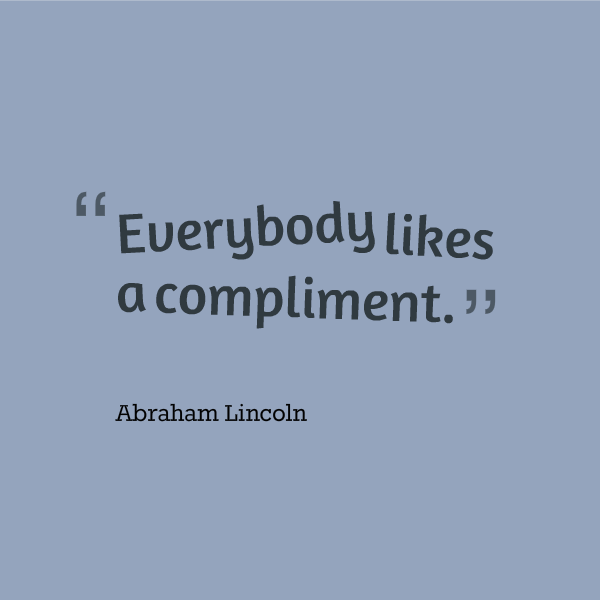 17 Best Images About Compliments Of Purple On Pinterest: Compliment Quotes For Women. QuotesGram