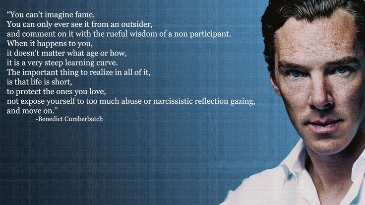 benedict cumberbatch funny quotes quotesgram