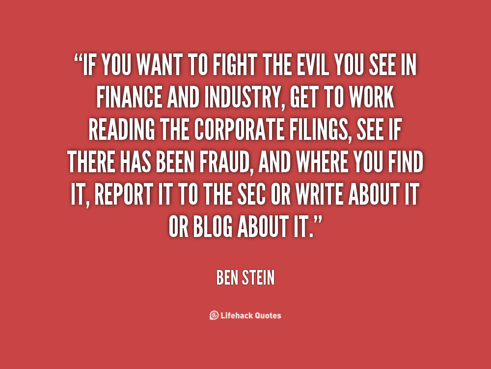 Quotes About Fighting The Good Fight: Fighting Evil Quotes. QuotesGram