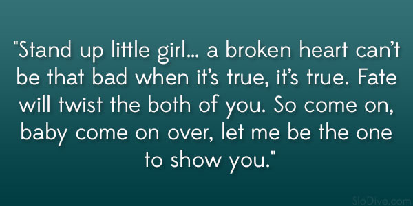 Quotes For A Broken Heart And Moving On
