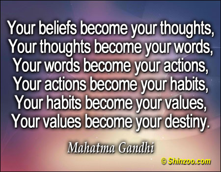 Quotes About Values And Beliefs Quotesgram