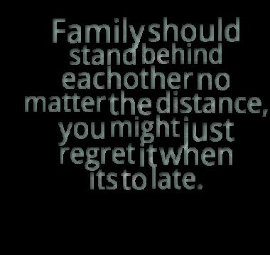 Losing a family member essay
