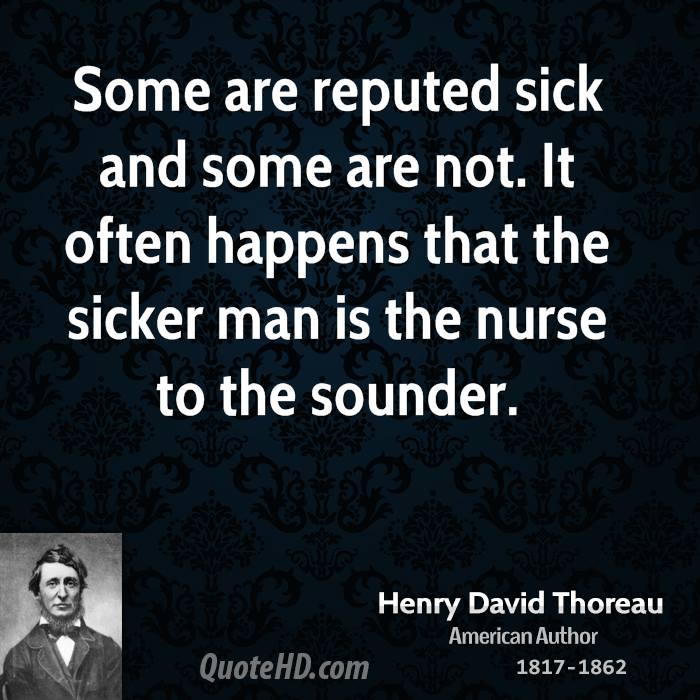 Thoreau Quotes: Henry David Thoreau Quotes. QuotesGram