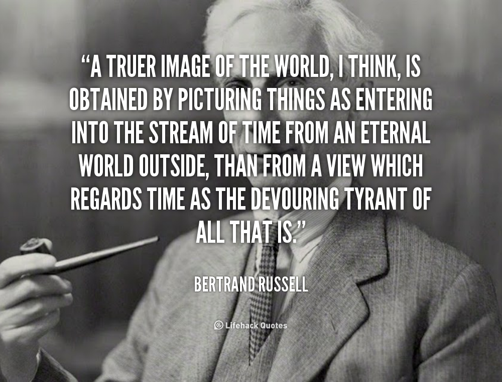 the world view of bertrand russell This is an online collection of over one hundred books and articles by bertrand russell for a complete list of russell's books and articles see our online russell bibliography  we also maintain a chronology of russell's life and an introduction to his analytic philosophy.