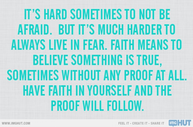 Faith Over Fear Quotes. QuotesGram