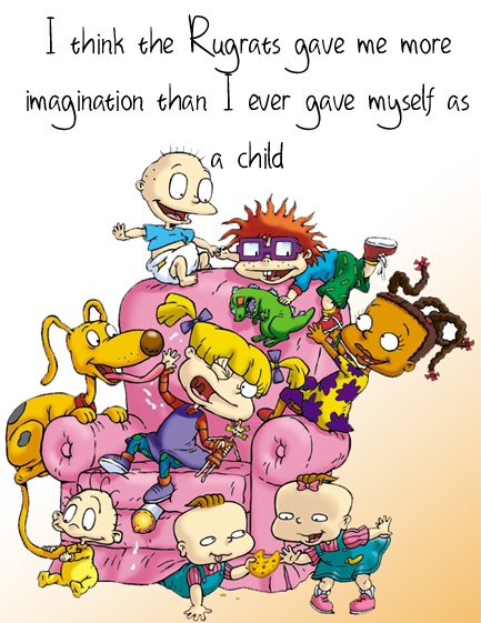 Rugrats Chuckie On Quotes. QuotesGram