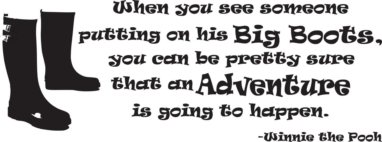 Adventure Quotes Quotesgram: Adventure Winnie The Pooh Quotes. QuotesGram