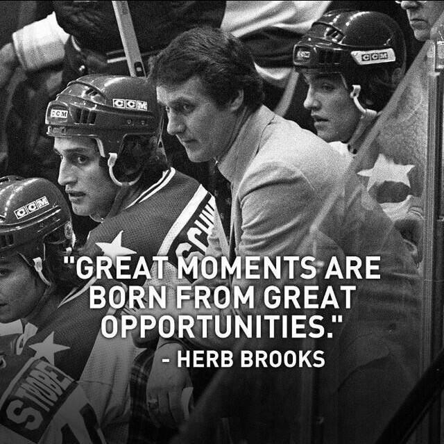 Herb Brooks Speech Quotes Quotesgram