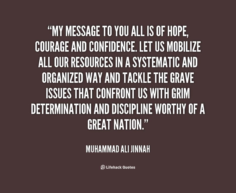 Jinnah Quotes