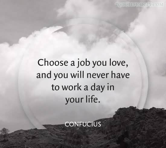 Love Finding Quotes About Never: Quotes On Finding A Job. QuotesGram