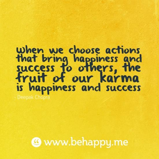 Deepak Chopra Quotes Karma. QuotesGram