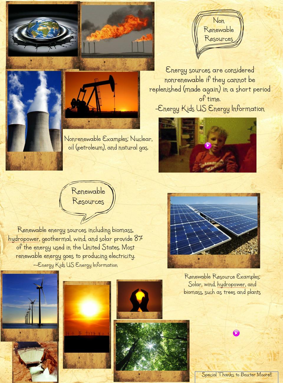 Renewable Resources Quotes Quotesgram