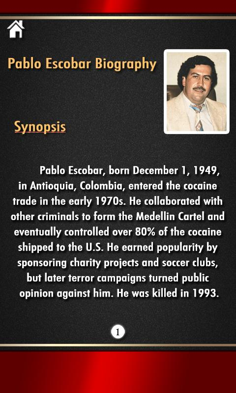 pablo escobar sayings - photo #15