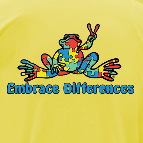 embracing differences Our world can become a lot more interesting when we are open to accept other peoples differences this can be accomplished when we are open and curious.