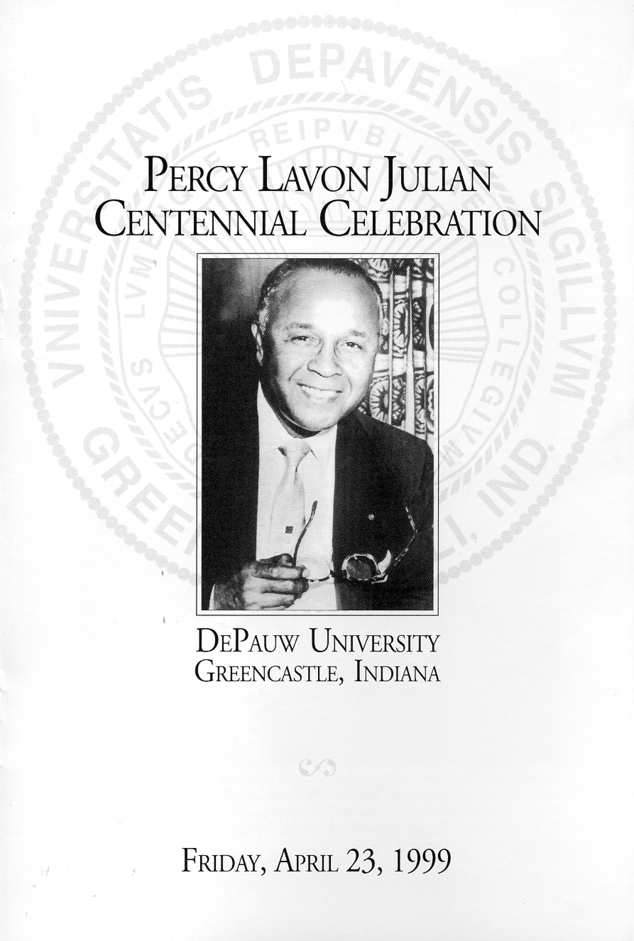 percy julian biography Percy lavon julian has been listed as one of the natural sciences good articles under the good article criteria if you can improve it further, please do so.