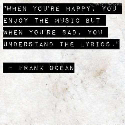 When Your Sad Depressing Quotes: Lyric Quotes Sad. QuotesGram