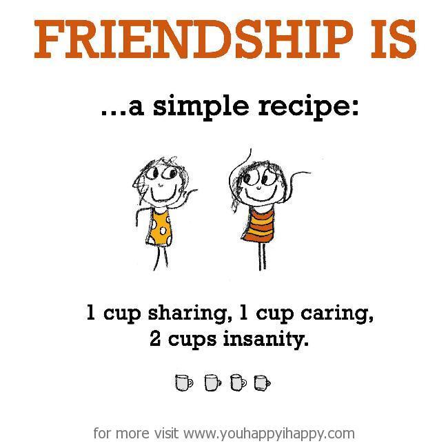Simple Quote: Simple Friendship Quotes. QuotesGram