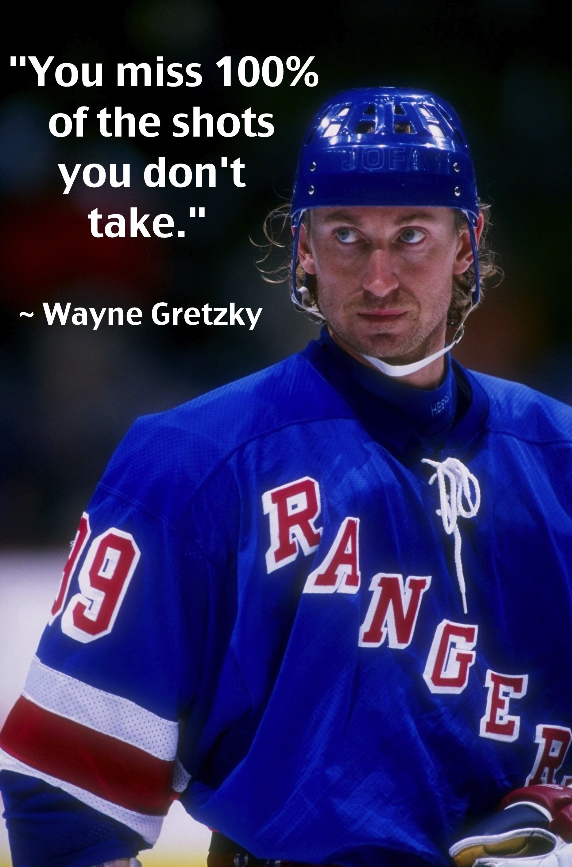 Wayne Gretzky Famous Quotes Quotesgram