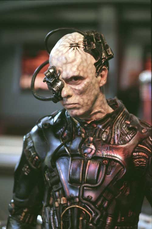 In Star Trek, do the Borg have feelings? - Quora