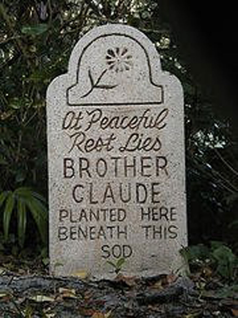 Tombstone For Hallowee...