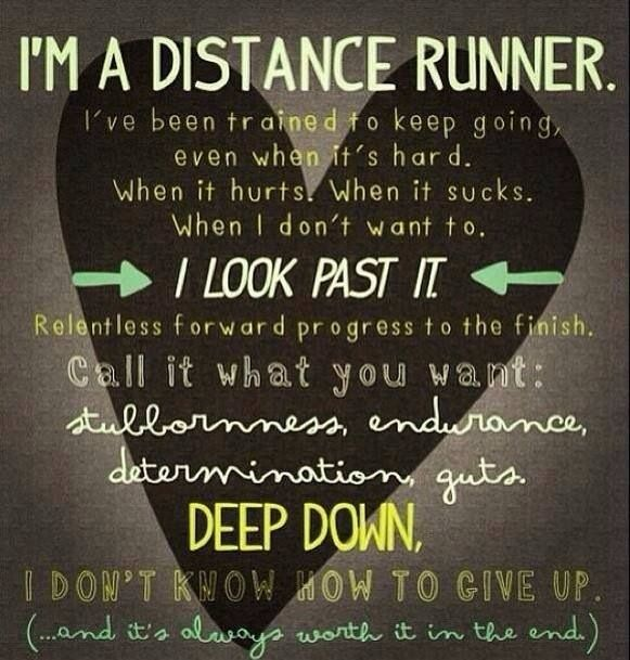 Long Inspirational Quotes: Long Distance Running Quotes. QuotesGram