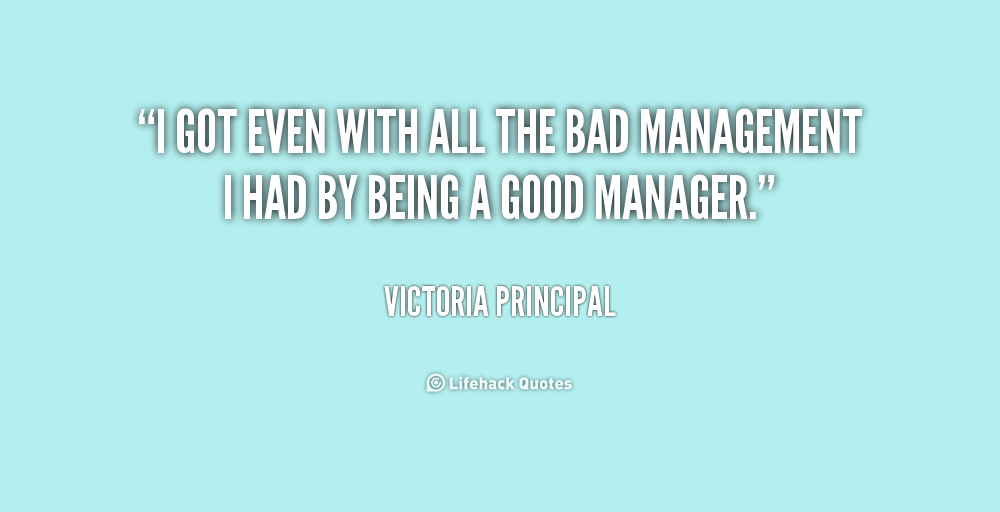 quotes about having a bad boss  quotesgram