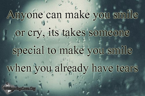 quotations on smile and tears - photo #12