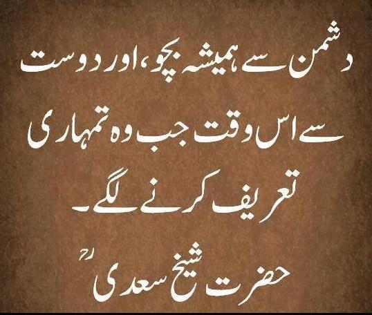 Quotes In Urdu: Friendship Quotes In Urdu. QuotesGram