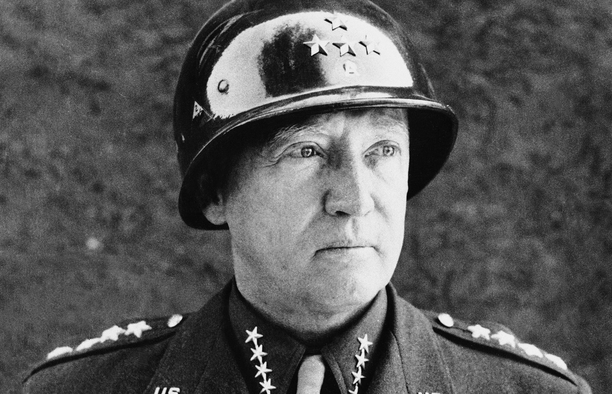 the true colors of general george smith patton Explore dale kennedy's board general george smith patton on pinterest | see more ideas about george patton, general patton quotes and military quotes.