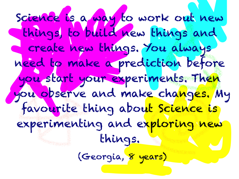 science quotes for students quotesgram