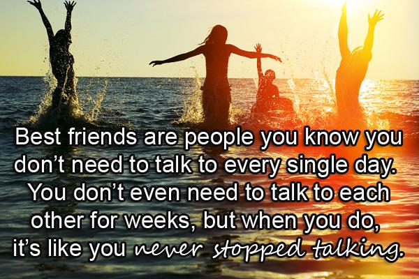 4 Best Friends Quotes Quotesgram