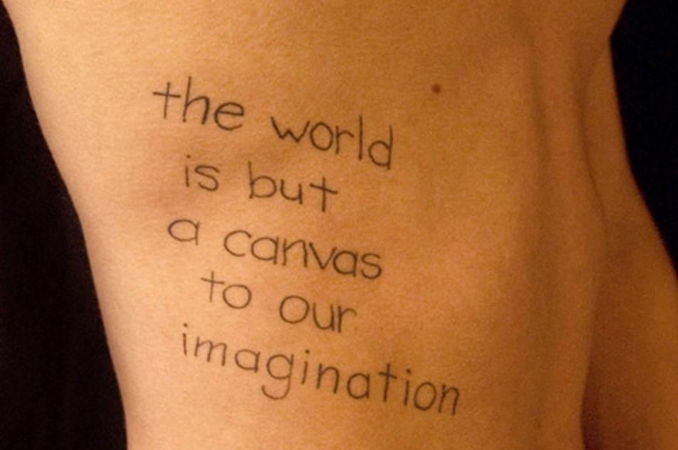 Inspirational Tattoos For Men: Spiritual Quotes For Men. QuotesGram