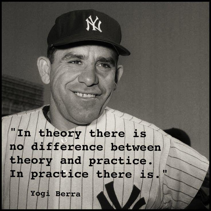 Yogi Berra Quotes On Leadership. QuotesGram